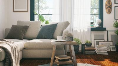 Huzurlu bir ev ortamı için 5 dekorasyon ipucu