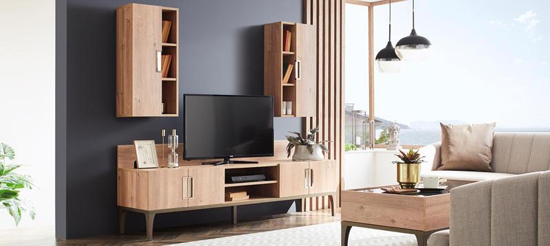 Televizyon odaklı dekorasyon için beş tavsiye