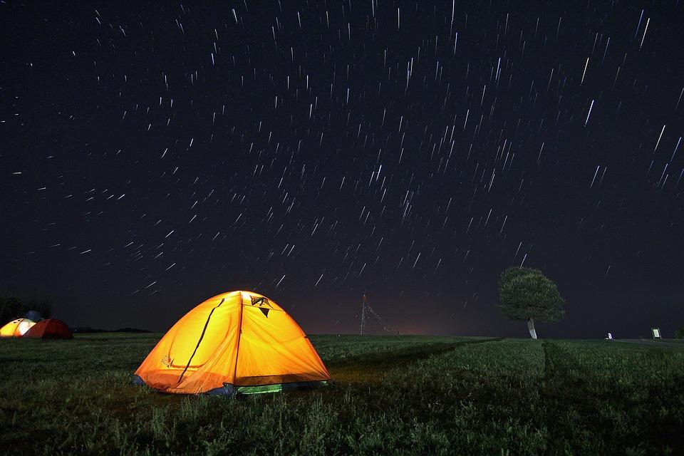 Konforlu bir kamp tatili için 5 altın tavsiye