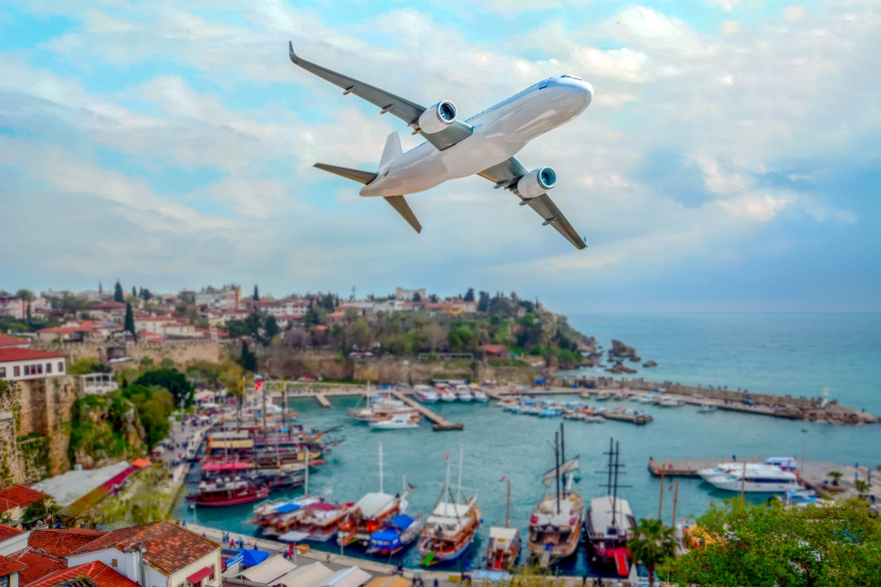 Evimizin konforunda uçak bileti satın almak: Hepsifly